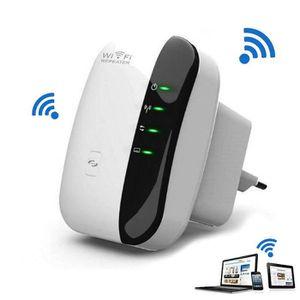 MODEM - ROUTEUR Sans fil 802.11N WPS 300Mbps Wifi Répéteur AP Rout