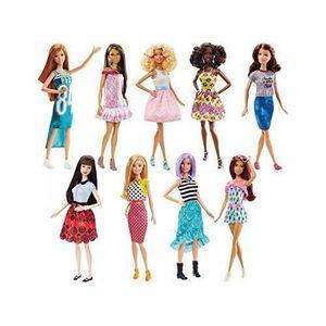 POUPÉE SKU PÈRE Barbie Fashionistas Modèle Aléatoire Vend