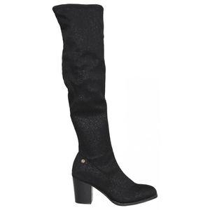 Xti 30517 Negro - Livraison Gratuite avec  - Chaussures Botte ville Femme