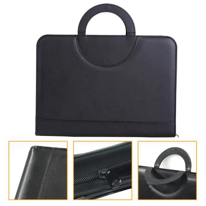 3e54cc55a6 Mallette homme d'affaire sac a main homme porte-documents avec ...