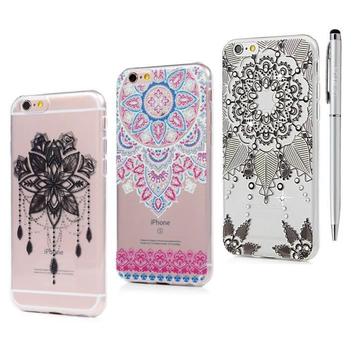 3 x coque iphone 6s