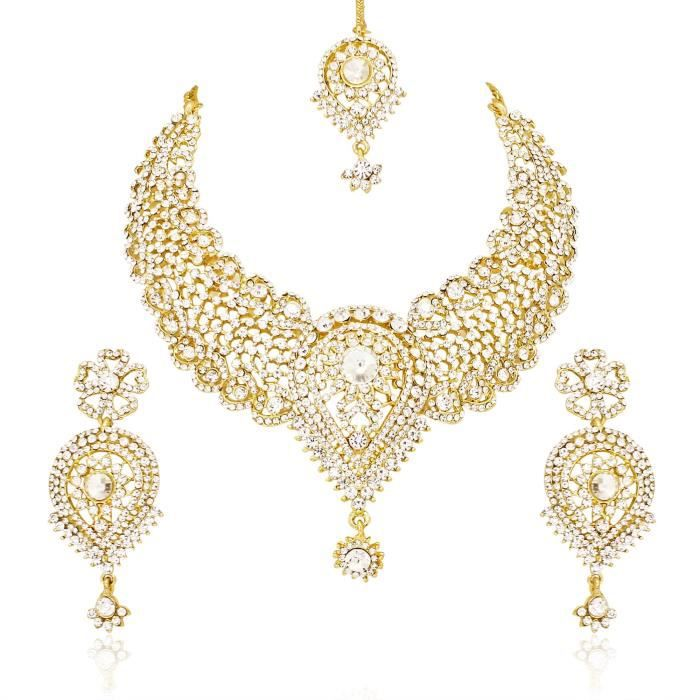 Plaqué or féminin étoile Ensemble collier pourPZPND