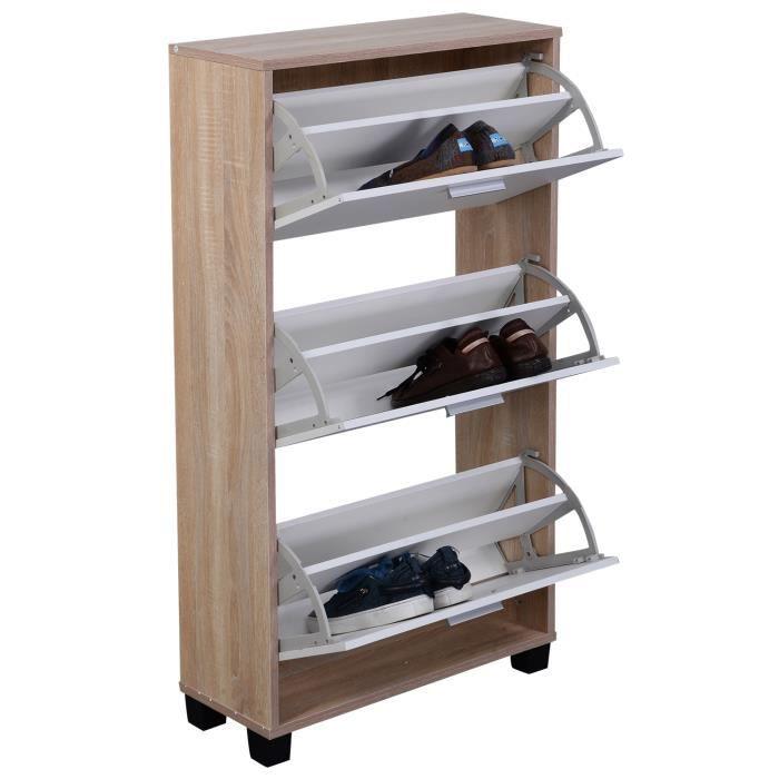 etagere pour chaussure achat vente etagere pour chaussure pas cher soldes d s le 10. Black Bedroom Furniture Sets. Home Design Ideas
