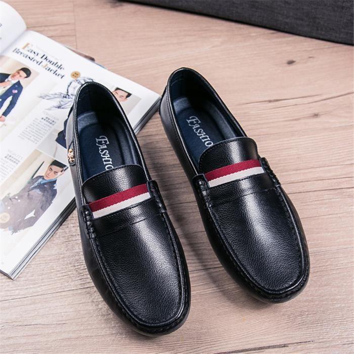 Hommes Derbies Nouvelle arrivee Meilleure Qualité Chaussures Beau Confortable Super Cuir Chaussures Durable 38-44 5QjYjIQybd