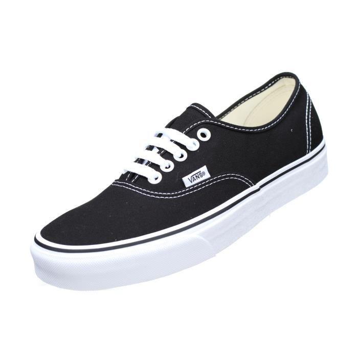 VANS Chaussures Era Classic VEWS BLK Noir pas cher Achat