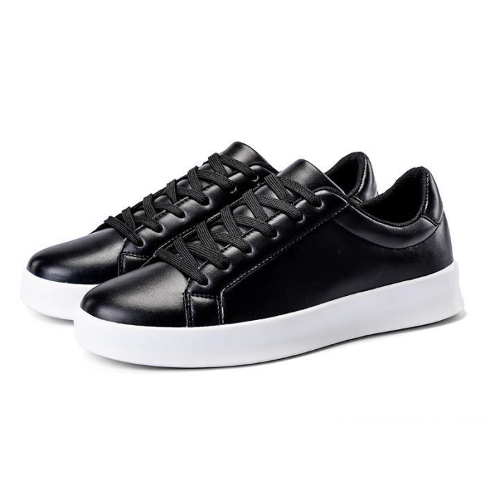 lowest price 4142e 20929 SKATESHOES Basket Homme Chaussures de skate Noir