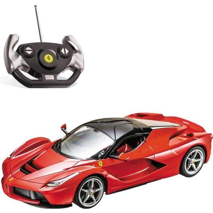 VOITURE - CAMION MONDO Voiture Ferrari Telecommandée Laferrari 1:14