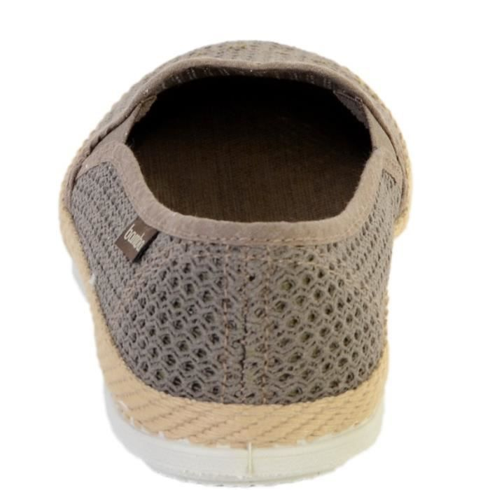 Espadrille Bamba By Victoria 520031 Taupe