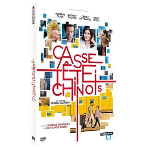 DVD FILM DVD Casse-tete chinois (Le)