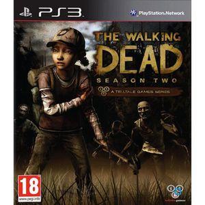 JEU PS3 The Walking Dead Saison 2 Jeu PS3