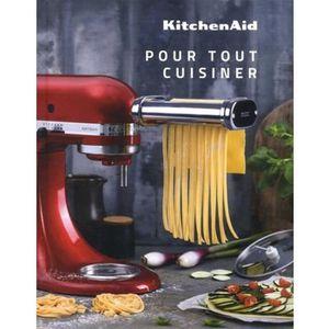 LIVRE CUISINE TRADI KitchenAid Pour tout cuisiner