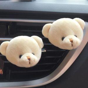 DÉSODORISANT AUTO Voiture cute Funny Bear air sortie nouveau parfum