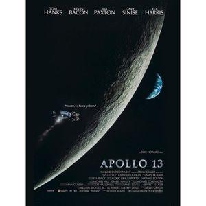 AFFICHE - POSTER APOLLO 13 reproduction affiche de cinéma en 60x80c