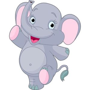 Stickers elephant chambre bebe achat vente pas cher for Stickers elephant chambre bebe