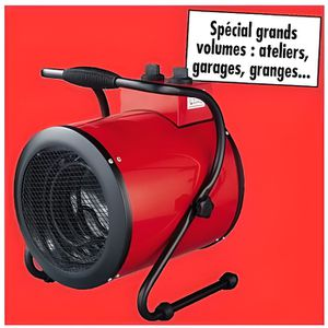 chauffage pour garage achat vente chauffage pour. Black Bedroom Furniture Sets. Home Design Ideas
