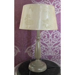 LAMPE A POSER Casa Padrino baroque table lamp Elegant and noble