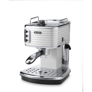 MACHINE À CAFÉ DELONGHI ECZ 351.W Machine expresso classique Scul