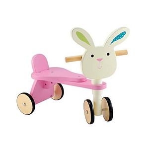 PARTITION Early Learning Centre 141225 Wooden Bunny Trike 2O