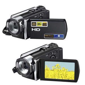PACK CAMERA NUMERIQUE FULL HD 1080P Caméra Vidéo 16MP  Caméscope DV Visi