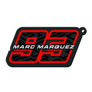 CASQUETTE PORTE-CLES EN PVC MARC MARQUEZ