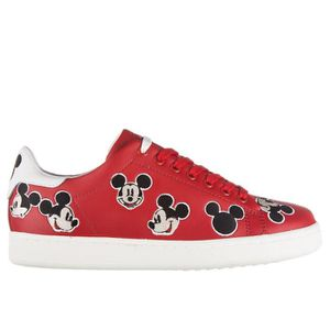 femme Master of Moa Arts cuir Chaussures baskets sneakers en Y1nwE6q