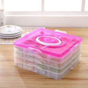 LITS SUPERPOSÉS 24 grilles quatre couches réfrigérateur boîte de r