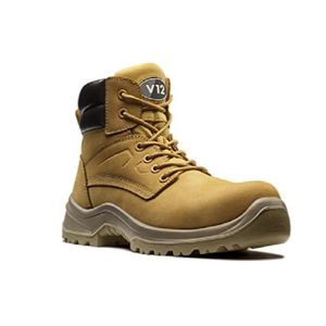 DERBY Bobcat, Nubuck Derby Boot, Taille Varie, Miel 3BOX