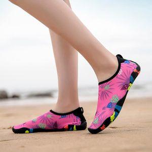 CHAUSSURES DE RANDONNÉE Beach été Chaussures Chaussures femmes Yoga Chauss