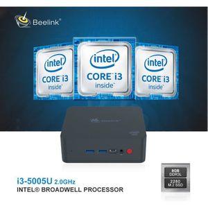 UNITÉ CENTRALE  Beelink U55 Mini PC 8GB RAM+512GB SSD Unité centra