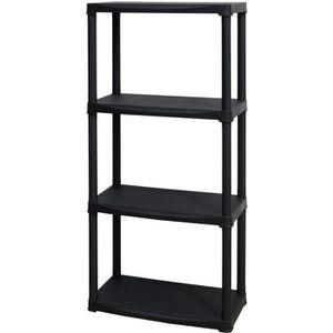 etagere 60 cm achat vente pas cher. Black Bedroom Furniture Sets. Home Design Ideas