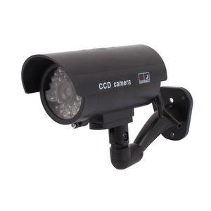 CAMÉRA FACTICE Fausse caméra factice LED rouge clignotante lumièr 21cb5cb36021