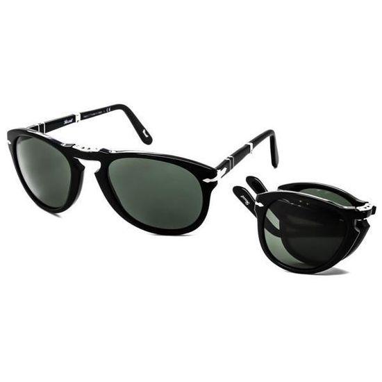 Lunettes Persol - 0714s (Noir) Noir - Achat   Vente lunettes de ... f71ca9ac27a4