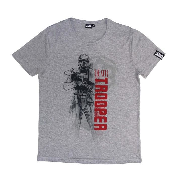 STAR WARS T-shirt Homme 1005634 - 100% coton