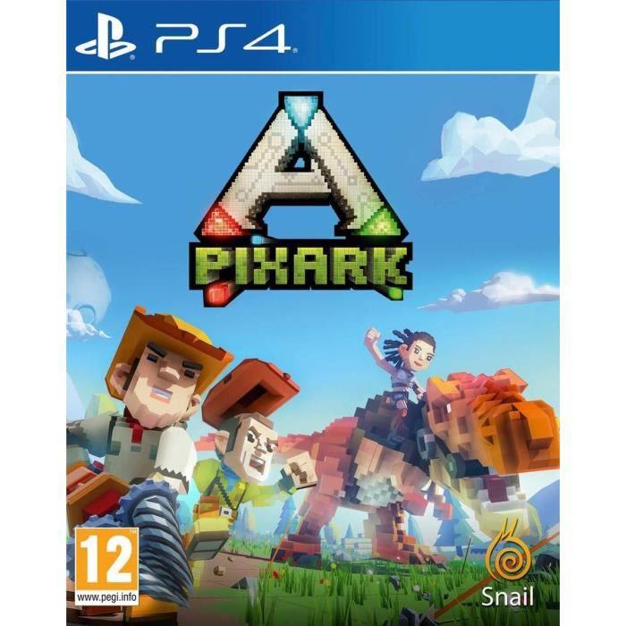 Pixark Jeu PS4