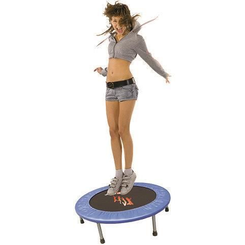 TRAMPOLINE FITNESS TRAMPOLINE FITNESS JUMP BOOMING 90 CMS