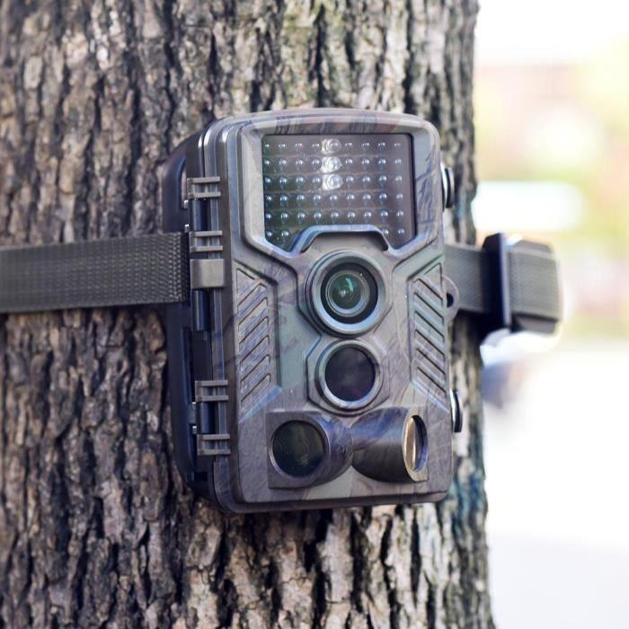 camera de chasse moniteur vision nocturne h801 ip56 12mp 2. Black Bedroom Furniture Sets. Home Design Ideas