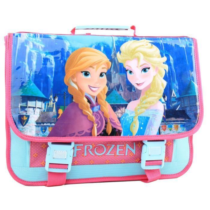 Frozen cartable scolaire école enfant fille sac à dos Reine des neiges Disney