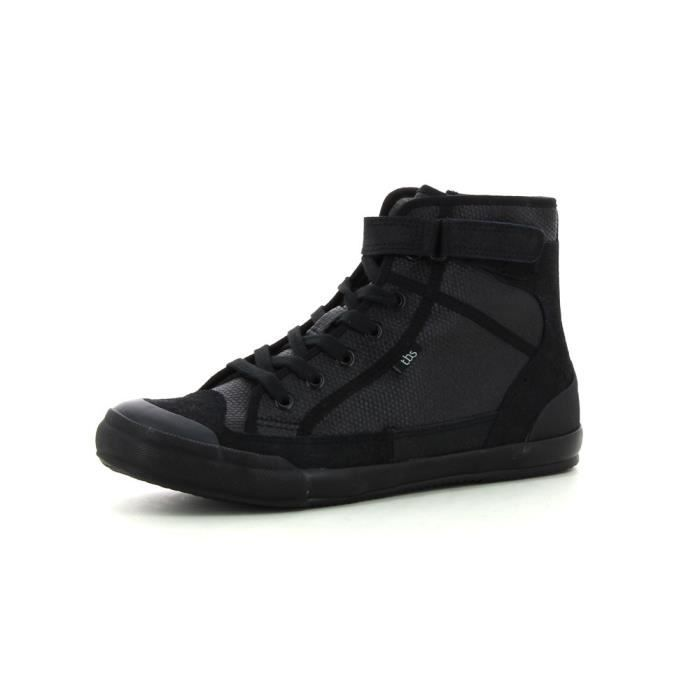 Achat Chaussure Onelia De Tbs Noir Basse Ville Vente Mocassin mNn80w
