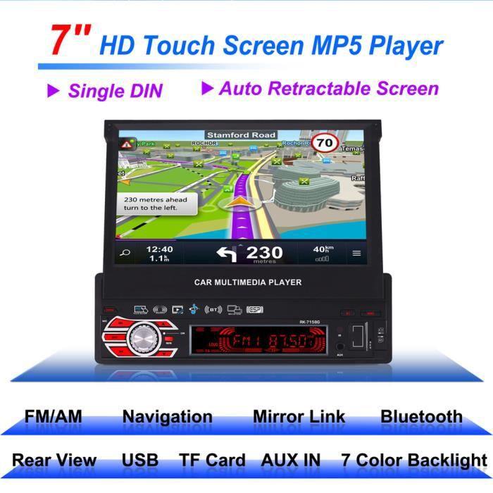 Carte Gps Amerique Du Nord.Vakind 7 Pouces Automatique Voiture Gps Navigation Machine Mobile