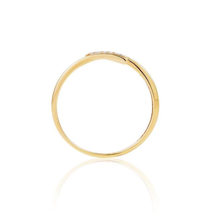 Bague CLEOR Or 375/1000 Oxyde - Z0143636-54