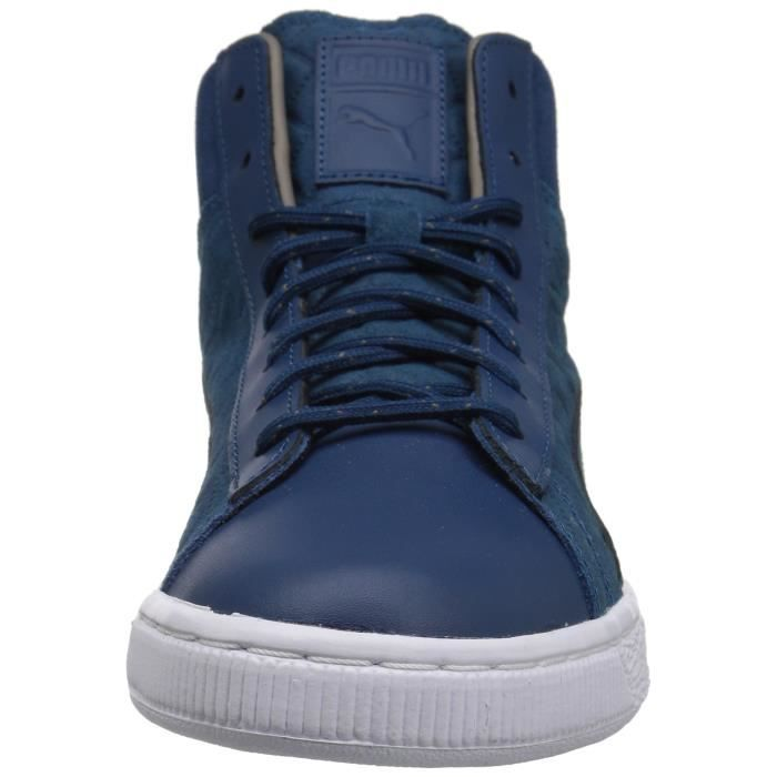 Puma Suede Classic Mid Quilt Sneaker RLSEW Taille-40 1-2