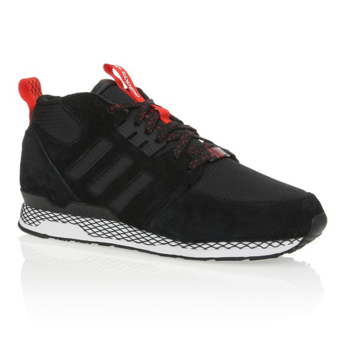 Casual Mid Et Originals Homme Baskets Rouge Zx Achat Noir Adidas qPpntfP
