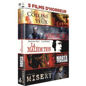 DVD FILM DVD Coffret films d'horreur : la colline a des ...
