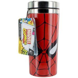 BOL - MUG - MAZAGRAN Mug de voyage Marvel - Spiderman: Masque de Spider