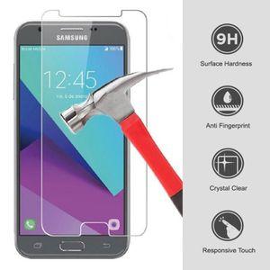 FILM PROTECT. TÉLÉPHONE Pour Samsung Galaxy J3 2017 : Protection Ecran Ver