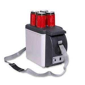 CONGÉLATEUR COFFRE 12V 6L Capacité Portable Voiture Réfrigérateur Ref
