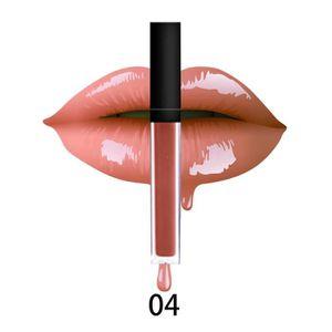ROUGE A LÈVRES Mode étanche Lip Gloss Matte Velvet Long Lasting R