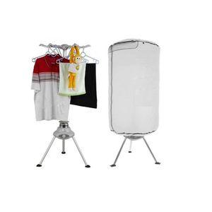 FIL À LINGE - ÉTENDOIR TSC® Sèche-Linge Portable Séchoir vertical Etendoi