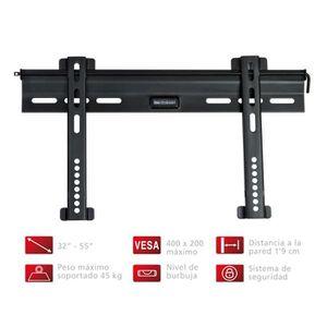 FIXATION - SUPPORT TV Fonestar Extra Flat Stand TV fixe, à 1,9 cm du mur