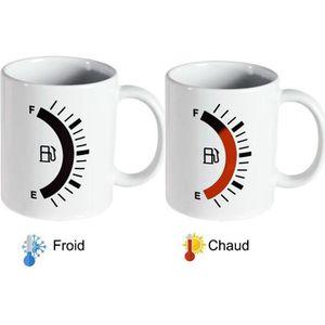 BOL - MUG - MAZAGRAN Mug Magique Chaud / Froid Petit Déjeuner Café - Ja